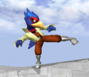 Ataque normal de Falco (4) SSBM.png