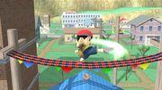 Ataque fuerte lateral Ness SSB4 (Wii U).JPG