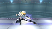 Ataque Smash lateral Sheik SSBB (1).png