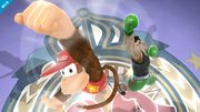 Diddy Kong y Little Mac en el Ring de boxeo SSB4 (Wii U).jpg