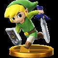 Trofeo de Toon Link SSB4 (Wii U).png