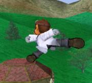 Ataque fuerte lateral de Dr. Mario SSBM.png