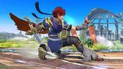 Burla hacia abajo Roy SSB4 (Wii U).jpg