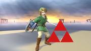 Pose de victoria de Link (1-1) SSB4 (Wii U).png