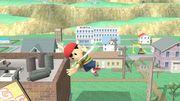 Ataque aéreo normal Ness (2) SSB4 (Wii U).JPG