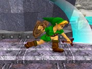 Ataque fuerte lateral (2) Young Link SSBM.png