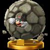 Trofeo de Mario roca SSB4 (Wii U).png
