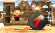 Pantalla superior de los Desafios SSB4 (3DS).jpg