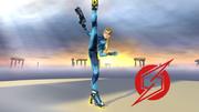 Pose de victoria de Samus Zero (1-1) SSB4 (Wii U).png