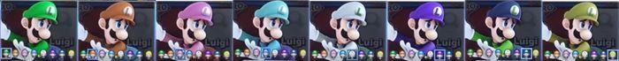 Paleta de colores Luigi SSBU.jpg