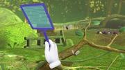 Moscas y mano en Planeta remoto SSBU.jpg