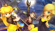 Créditos Modo Leyendas de la lucha Zelda SSB4 (3DS).png