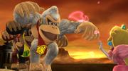Créditos Modo Leyendas de la lucha Donkey Kong SSB4 (Wii U).png