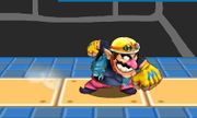 Ataque normal de Wario (1) SSB4 (3DS).JPG