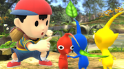 Créditos Modo Senda del guerrero Ness SSB4 (Wii U).png