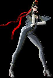 Art oficial de Bayonetta en Bayonetta.png