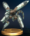 Trofeo de Metal Gear RAY SSBB.png