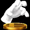 Trofeo de Crazy Hand SSB4 (Wii U).png