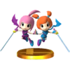 Trofeo de Kat y Ana SSB4 (3DS).png