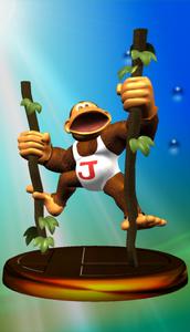 Trofeo de Donkey Kong Jr. SSBM.png