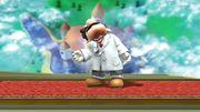 Pose de espera 1 Dr. Mario SSB4 (Wii U).jpg