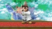 Pose de espera 2 Dr. Mario SSB4 (Wii U).jpg