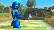 Mega Man y la entrenadora Wii Fit en Neburia - (SSB. for Wii U).jpg