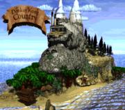 Isla de Kong en Donkey Kong Country.png