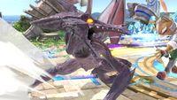 Estocada mortal en Super Smash Bros. Ultimate.