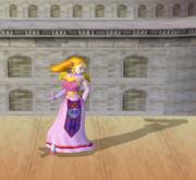Pose de espera de Zelda (3-2) SSBM.png