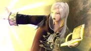 Daraen mujer usando Arcthunder SSB4 (Wii U).png