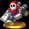 Trofeo de Shy guy (kart estándar) SSB4 (3DS).png
