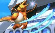 Charizard atacando en Torre Prisma SSB4 (3DS).jpg