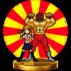 Trofeo de Luchador y Periodista SSB4 (Wii U).png