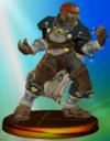 Trofeo de Ganondorf (Smash 1) SSBM.png