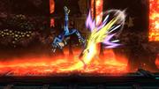 Lanzamiento superior de Samus Zero SSB4 (Wii U).png