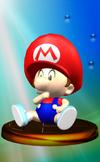 Trofeo de Bebé Mario SSBM.png