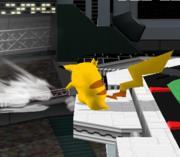 Ataque de recuperación desde el borde 100% de Pikachu SSBM.png