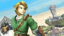 Créditos Modo Senda del guerrero Link SSB4 (Wii U).png