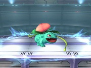 Ataque Smash inferior Ivysaur SSBB.jpg