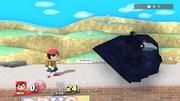 Glitch de congelación de R.O.B. (paleta Celeste) SSB4 (Wii U).png