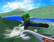 Ataque de recuperación desde el borde 100% de Luigi SSBM.png