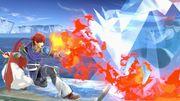 Roy y la Entrenadora de Wii Fit en La cúspide SSBU.jpg