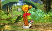 Lanzamiento superior del Dúo Duck Hunt SSB4 (3DS).jpg