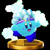 Trofeo de Kirby Hielo SSB4 (Wii U).png