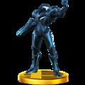 Trofeo de Samus Oscura SSB4 (Wii U).png