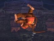Ataque aéreo superior Diddy Kong SSBB.jpg