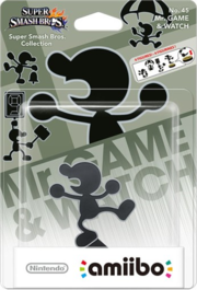 Embalaje del amiibo de Mr. Game & Watch.png