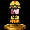 Trofeo de Roc Sílex SSB4 (Wii U).png