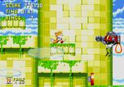 Eggrobo disparando a Tails Sonic The Hedgehog 3 & Knuckles.png